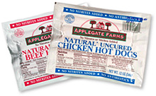 Applegate Farms Hot Dogs