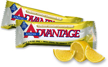 Atkins Lemon Chiffon Bar