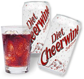 Diet Cheerwine Soda