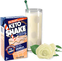 Ready-to-Drink KETO SHAKES