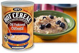 Keto Hot Cereal