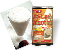 Doctor's Diet Low Carb Smoothie