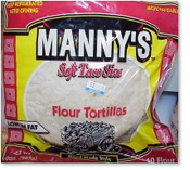 Manny's Tortillas