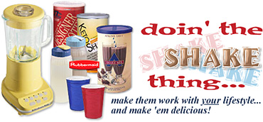 Shakes - Make them Great!
