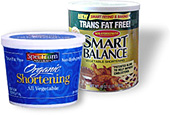 Trans Fat Free Shortenings