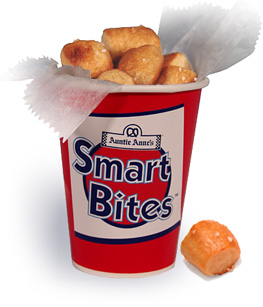 Auntie Anne's Smart Bites