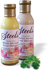 Steel's Dressings