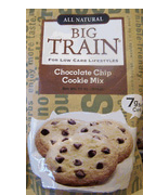 Big Train Chocolate Chip Cookie Mix