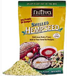 Nutiva Organic Shelled Hemp Seeds