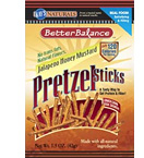 Better Balance Cinnamon Toast Pretzel Sticks