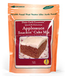 Carb Counters Applesauce Snack Cake Mix