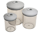 FoodSaver 3-Piece Canister Set