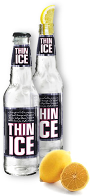 Thin Ice Hard-Lemon Malt Beverage