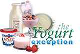 The Yogurt Exception
