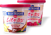 Blue Bunny Yogurt